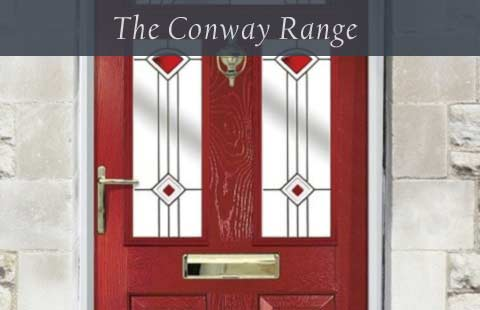 Solidor Doors - The Conway Range