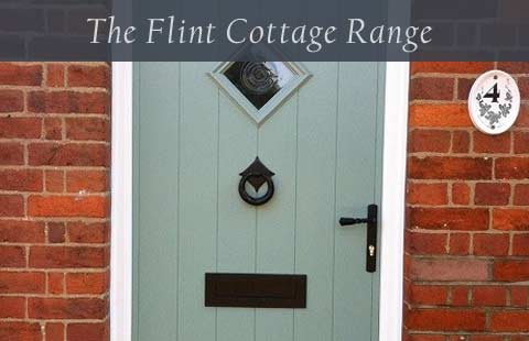 Solidor Doors - The Flint Cottage Range