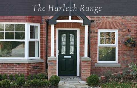 Solidor Doors - The Harlech Range