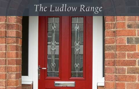 Solidor Doors - The Ludlow Range