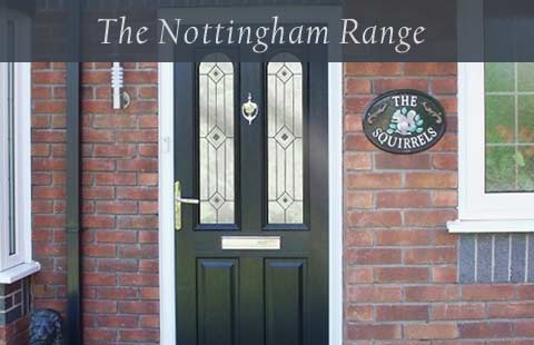Solidor Doors - The Nottingham Range