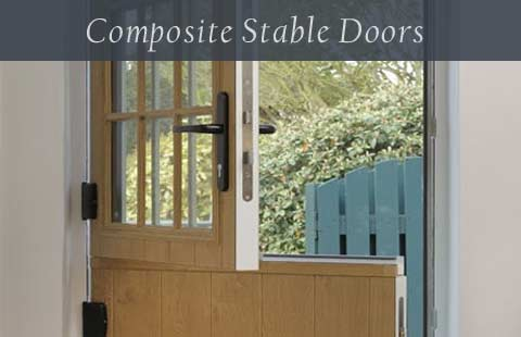 Solidor Doors - Composite Stable Doors