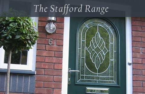 Solidor Doors - The Stafford Range