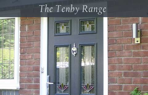 Solidor Doors - The Tenby Range