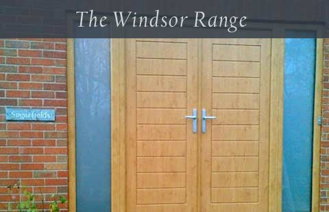 Solidor Doors - The Windsor Range